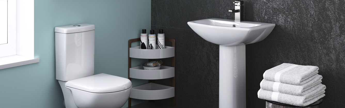 Premier Knedlington Bathroom Suite