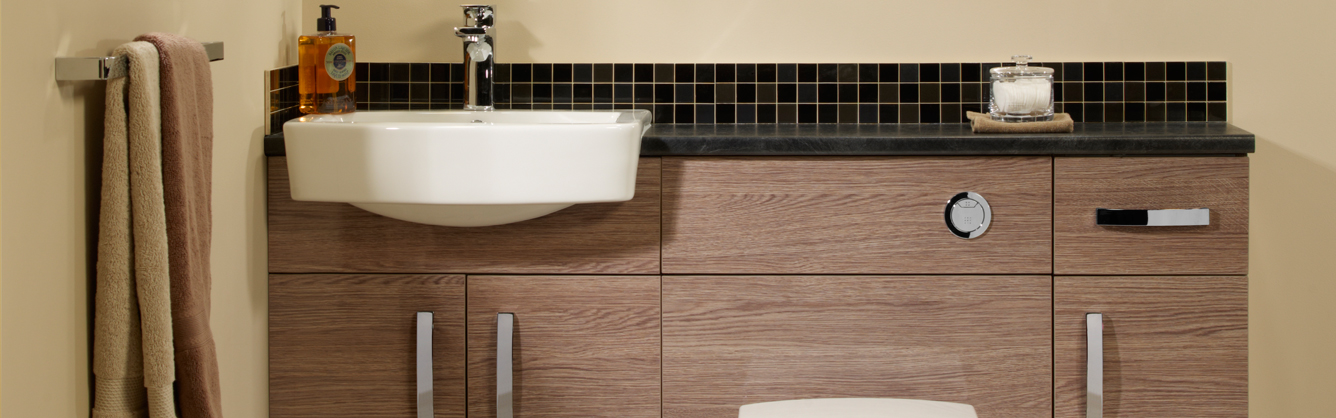 Tavistock Courier Bathroom Furniture