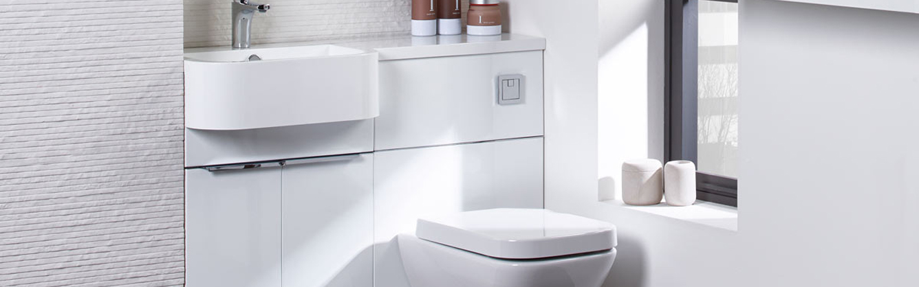 Tavistock Match Bathroom Furniture