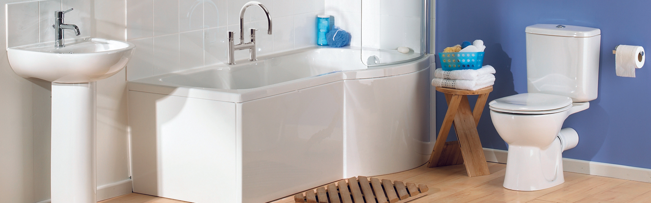 Vitra Layton Bathroom Suite