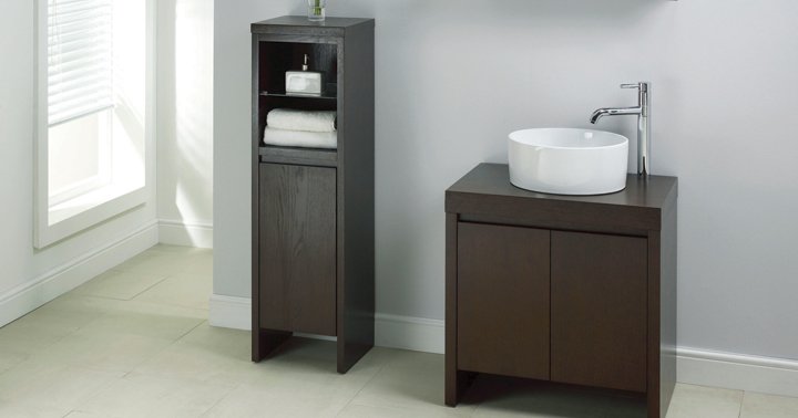 Mito Wenge Bathroom Furniture