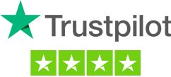 Over 250,000 happy customers - Trustpilot