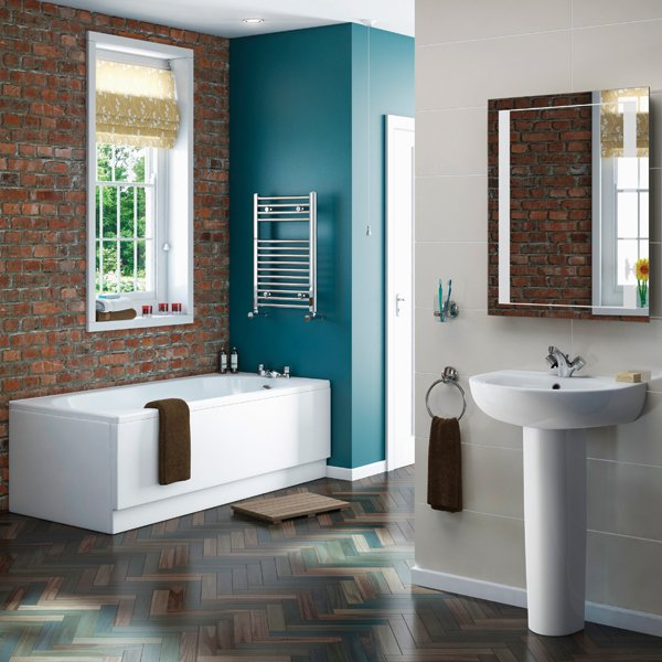 Part of the Moods Senator bathroom suite collection