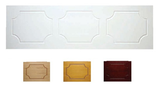 Milton Bath Panels
